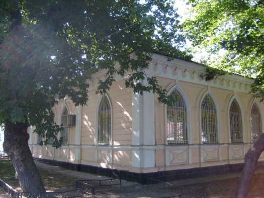 File photo: The main synagogue of Nikolayev, Ukraine.