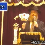 Video: Melbourne Dayan Teaches Hilchos Pesach