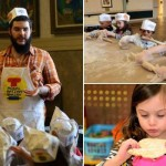 Syracuse Children Experience Passover Hands-On