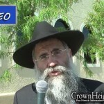 Video: A Word on the Parsha with Rabbi Minkowicz