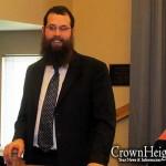 Head Shliach's Eldest Son to Lead Chabad of Illinois