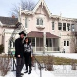 170-Year-Old Cottage Now a Chabad House