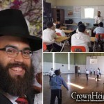 Cheder at the Ohel Gets New Principal