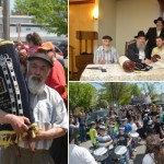 Congregant Gifts Torah to Long Island Chabad House