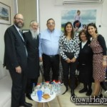 Israeli Education Ministry Teams Up With Merkos of Italy