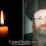 Boruch Dayan Hoemes: R. Yisroel Tzvi Blau, 59, OBM