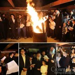 Photos: Simcha and Chayus at the Empire Bonfire!