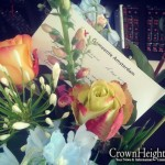 Picture of the Day: Flowers from the Mayor