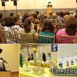 Keren Avrohom Eliezer Camp Fund Auction Winners
