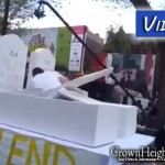 Video: Parade Float Causes Controversy