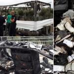 Roadside Chabad House Set Ablaze