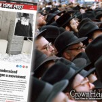New York Post Pays Tribute to the Rebbe