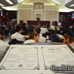 Yeshiva to Celebrate 2nd Siyum HaShas in Two Years