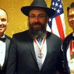 Utah Rabbi Awarded for Work With At-Risk Kids