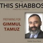 Shabbos at the Besht: Preparing for Gimmel Tammuz