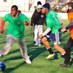 In Crown Heights, Once Torn by Race Riots, a Friendly Game of Soccer