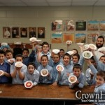 Photos: 4th Graders Create Edible Arts & Crafts