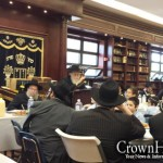 Bochur Completes Entire Shas at Age 20