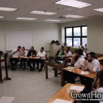 Yeshivas Kayitz Staff Trained by Experts