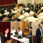 Gan Israel Parksville Staff Pre-summer Meeting