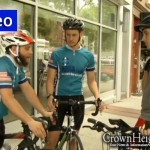 Video: Cyclists Prepare for Cross-Country Trip