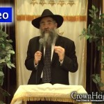 Video: Finding Strength to Serve G-d in Exile