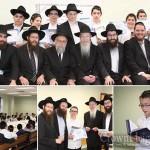 Seventh Graders Complete Entire Seder Mishnayos