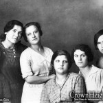 From Days Gone By: Lubavitch Girls in the USSR