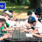 Video: Camp Gan Yisroel Visits the Ohel