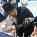 Picture of the Day: First Tefilin in 89 Years