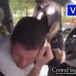 Video: Jewish Man Maced by NYPD Cop