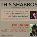 Shabbos at the Besht: The Real Me