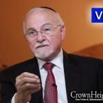 Video: Venezuelan Chief Rabbi's Tribute to the Rebbe
