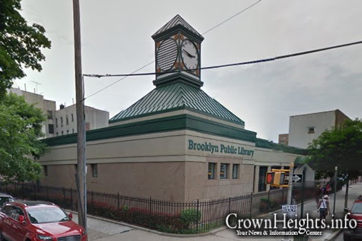 The Crown Heights branch of the Brooklyn Public Library.