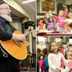 Photos: Chaim Fogelman Enthralls BR Day Camp