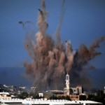 60 Rockets Pound Israel in 1 Hour
