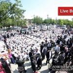 Live: Gimmel Tammuz Children's Rally
