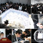 Photos: The Final Hours of Gimmel Tammuz at the Ohel