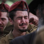 A Determined Resolve as Israel Buries Its Fallen Soldiers