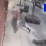 Shocking Video: 72-Year-Old Victim of 'Knockout' Attack