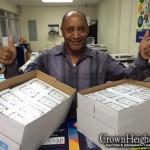 Roving Rabbis Print Tanya in Trinidad