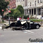 Woman Killed in Horrific Eastern Parkway Crash