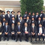 Long Island Shluchim Gather for Regional Kinus