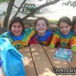 For Some, Camp Winds Down to Strong Jewish Send-off
