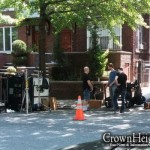 Picture of the Day: Hollywood Comes to Crown Heights