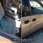 Minivan Burglarized on Empire Blvd.