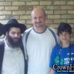 An Impromptu Russian Bar Mitzvah – in Michigan