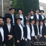 Picture of the Day: YSP Represented at the Ohel