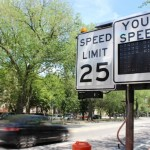 Speed Limit Drops to 25 MPH Citywide Next Week