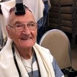 Holocaust Survivor Has Bar Mitzvah at 85